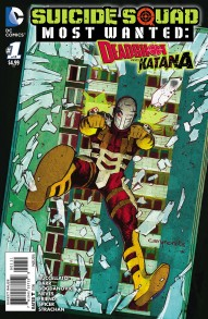 Suicide Squad Most Wanted: Deadshot and Katana