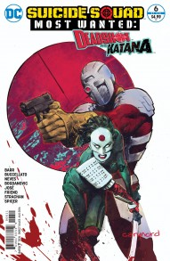 Suicide Squad Most Wanted: Deadshot and Katana #6
