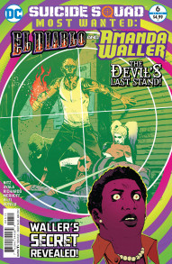 Suicide Squad Most Wanted: El Diablo and Amanda Waller #6