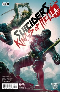 Suiciders: Kings of HelL.A. #4