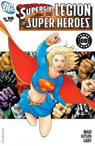 Supergirl & The Legion of Super-Heroes #16