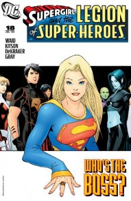 Supergirl & The Legion of Super-Heroes #18