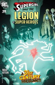 Supergirl & The Legion of Super-Heroes #19