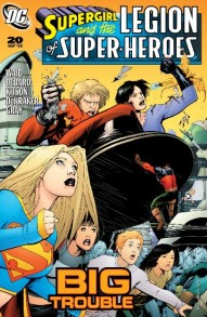 Supergirl & The Legion of Super-Heroes #20