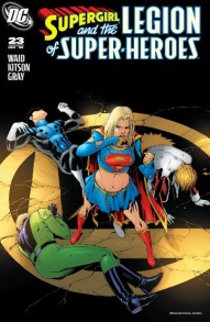 Supergirl & The Legion of Super-Heroes #23
