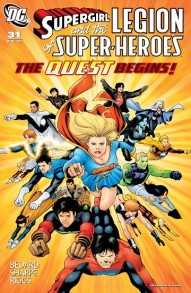 Supergirl & The Legion of Super-Heroes #31
