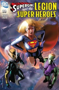Supergirl & The Legion of Super-Heroes #32