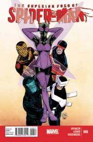 Superior Foes of Spider-Man #6