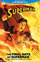Superman (2011) The Final Days Of Superman TP Reviews