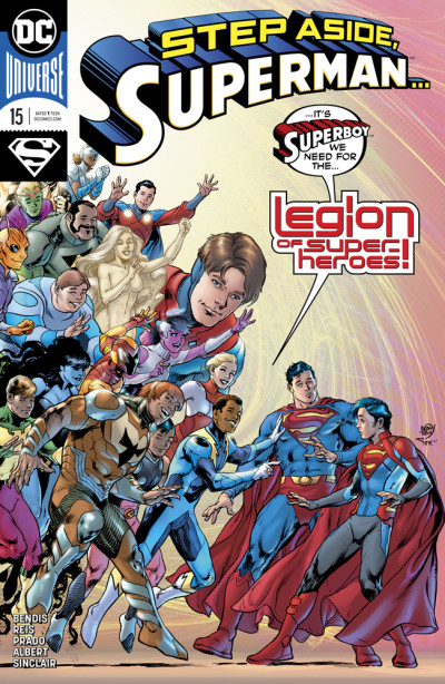 Superman #15 Reviews (2019) at ComicBookRoundUp.com