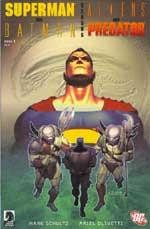 Superman and Batman Vs. Aliens and Predator #1
