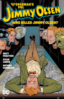 Superman's Pal Jimmy Olsen (2019) Who Killed Jimmy Olsen? TP Reviews