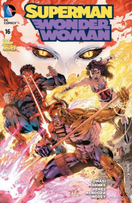 Superman/Wonder Woman #16
