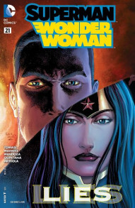 Superman/Wonder Woman #21