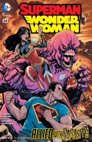 Superman/Wonder Woman #24