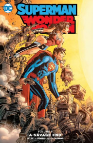 Superman/Wonder Woman Vol. 5: Savage End