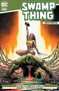 Swamp Thing: New Roots (2020)