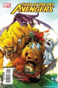 Tails of the Pet Avengers #1
