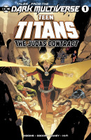Tales From The Dark Multiverse: The Judas Contract #1