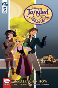 Tangled: Hair & Now #2