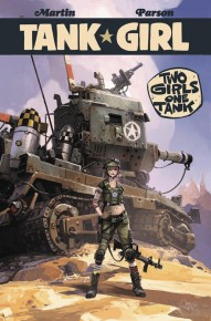 Tank Girl: Two Girls, One Tank #4