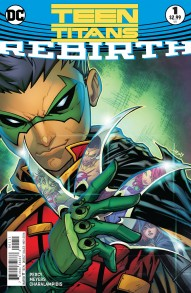 Teen Titans: Rebirth #1