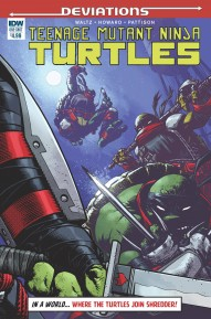 Teenage Mutant Ninja Turtles: Deviations (One Shot)