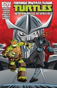 Teenage Mutant Ninja Turtles New Animated Adventures #11