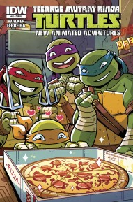 Teenage Mutant Ninja Turtles New Animated Adventures #14