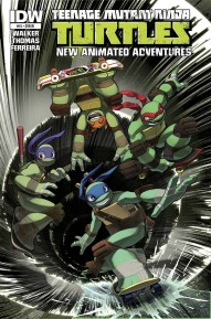 Teenage Mutant Ninja Turtles New Animated Adventures #15