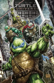 Teenage Mutant Ninja Turtles: Universe