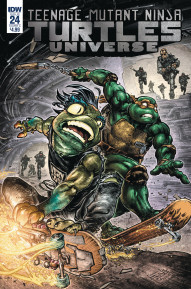 Teenage Mutant Ninja Turtles: Universe #24