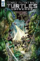 Teenage Mutant Ninja Turtles: Universe #2