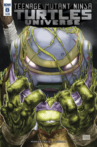 Teenage Mutant Ninja Turtles: Universe #8