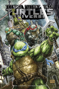 Teenage Mutant Ninja Turtles: Universe Vol. 1