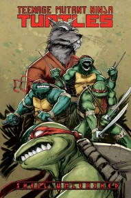Teenage Mutant Ninja Turtles Vol. 1: Shell Unleashed