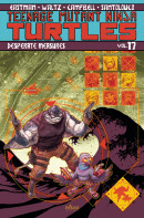 Teenage Mutant Ninja Turtles Vol. 17 Reviews