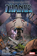 Thanos (2016) By Donny Cates HC Reviews