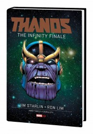 Thanos: The Infinity Finale #1