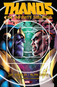 Thanos: The Infinity Siblings #1