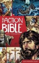 The Action Bible: New Testament #1