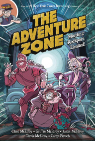 The Adventure Zone: Murder on the Rockport Limited #1