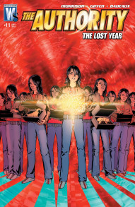 The Authority: The Lost Year #11