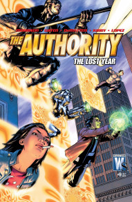 The Authority: The Lost Year #9