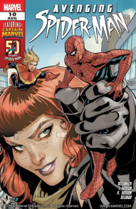 The Avenging Spider-Man #10