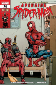 The Avenging Spider-Man #12