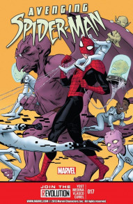 The Avenging Spider-Man #17