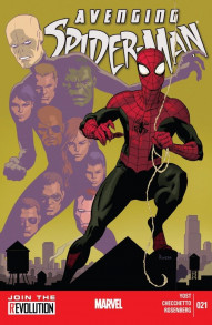 The Avenging Spider-Man #21