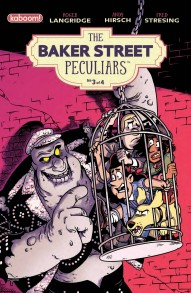 The Baker Street Peculiars #3