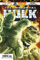 The Best Defense: The Immortal Hulk #1